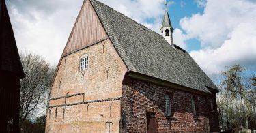 Historische Kirchen Eiderstedt, Kirche St. Katharina, Katharinenheerd