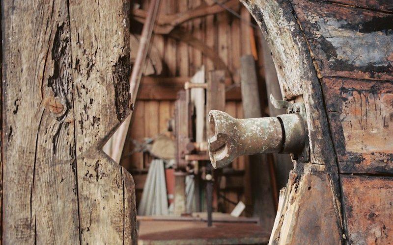 Museumswerft Flensburg, aufgenommen mit Leica M7 und Summicron 2.0 35 apsh auf Kodak Portra 160   © mare.photo