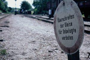 Museumseisenbahn Schönberg   © weites.land