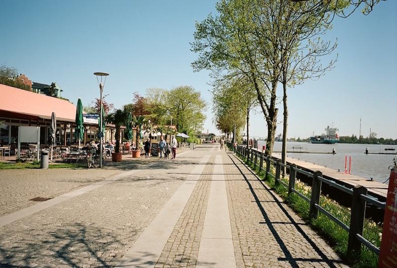 Brunsbüttel, Nord-Ostsee-Kanal, Flüsse und Seen in Schleswig-Holstein