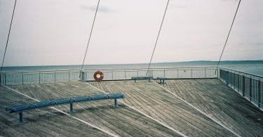 Seebrücke Flunder in Hohwacht | © weites.land