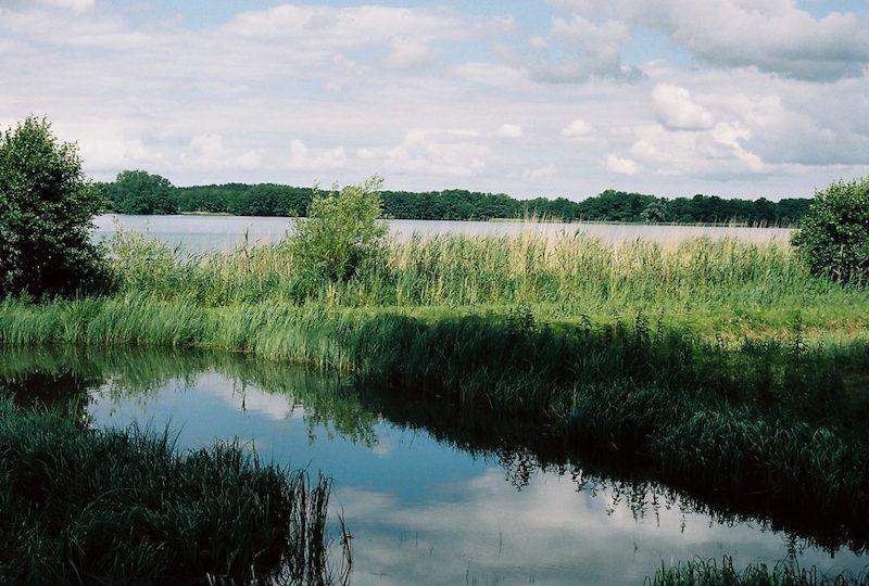 Bornhoeveder-See Seen in Schleswig-Holstein
