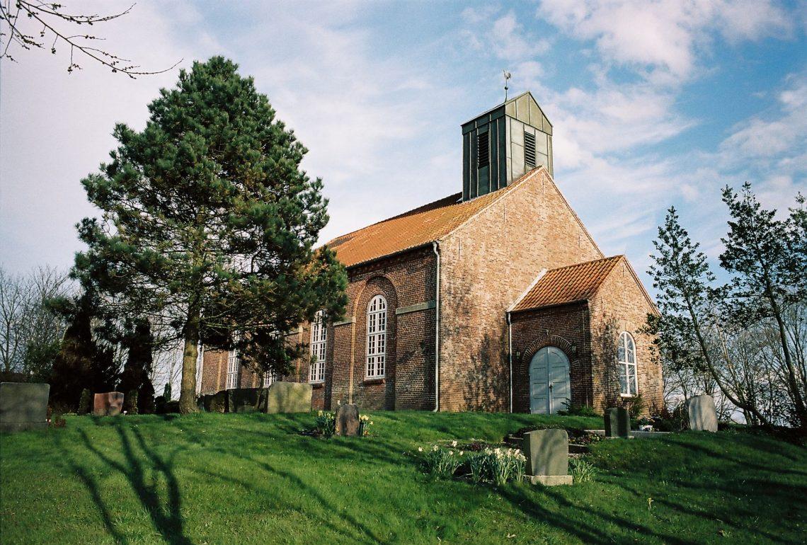 Kirche St. Salvator Simonsberg  ©weites.land