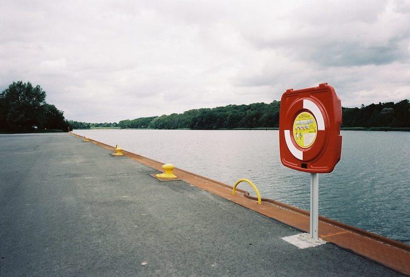 Flemhuder See, Seen in Schleswig-Holstein, Amt Achterwehr