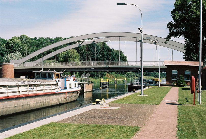 Elbe-Lübeck-Kanal bei Berkenthin   © weites.land
