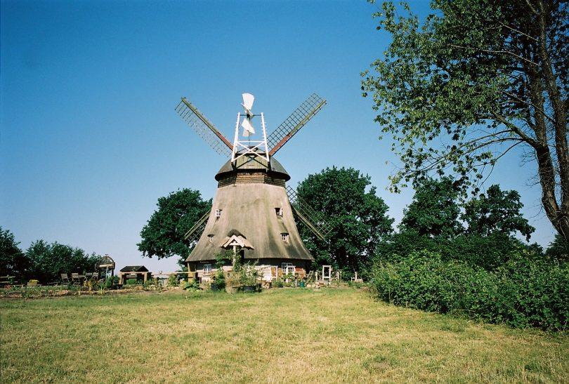 Grebiner Mühle |©weites.land