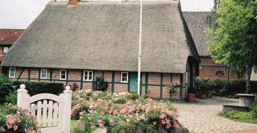 Hörn-Huus in Schönkirchen | © weites.land