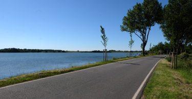 Schlei an der Mündung –Flüsse in Schleswig-Holstein |© WEITES.LAND