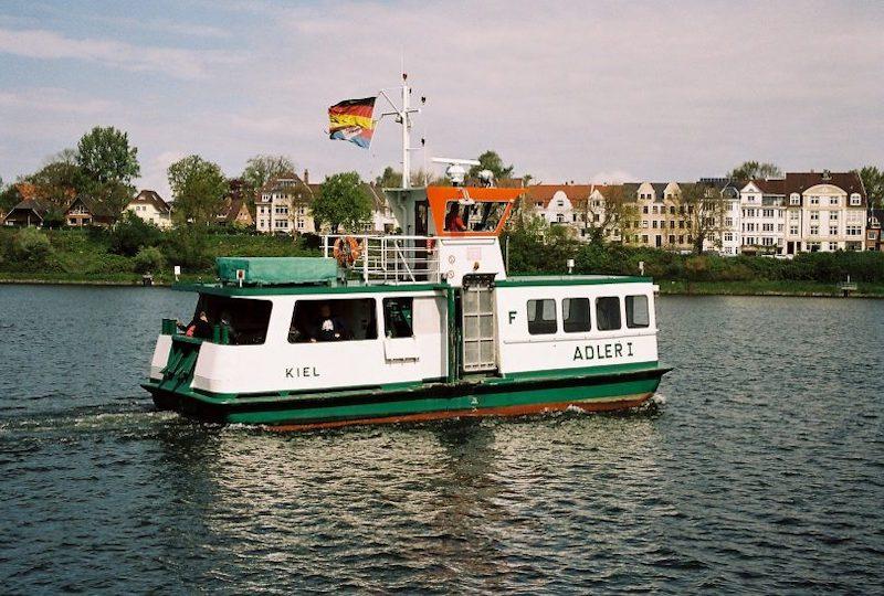 Kiel NOK, Nord-Ostsee-Kanal, Weites Land | © mare.photo