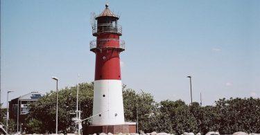 Leuchtturm Büsum, Weites Land