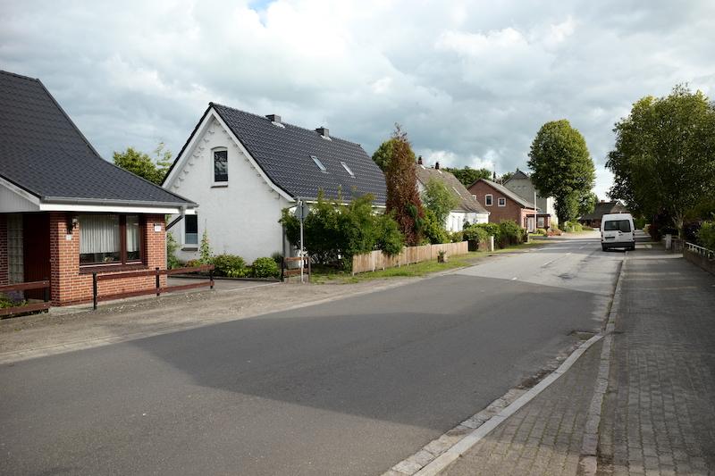 Oldenbüttel, Gemeinden in Schleswig-Holstein