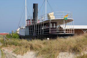 Museumsschiff Albatros Damp | © WEITES.LAND