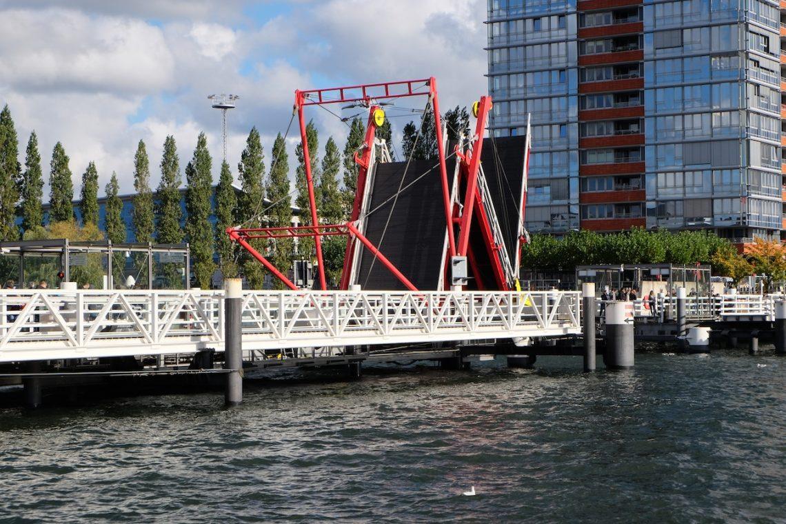 Kiel Hörnbrücke   © weites.land