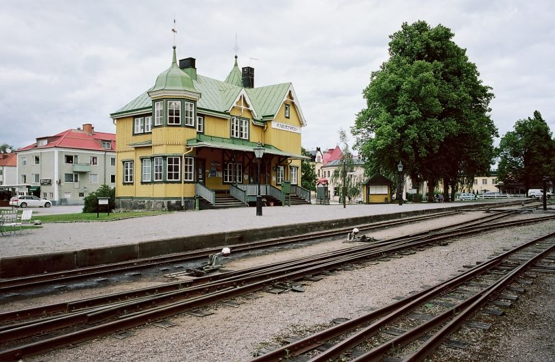 Museumseisenbahn in Mariefred | © mare.photo