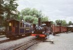 Museumseisenbahn in Mariefred   © mare.photo
