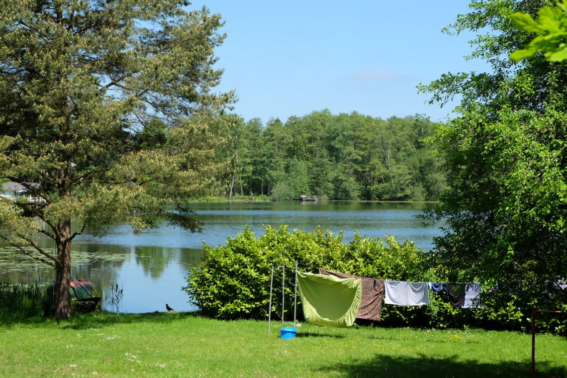 Kleiner Madebrökensee - Seen in Schleswig-Holstein  ©weites.land