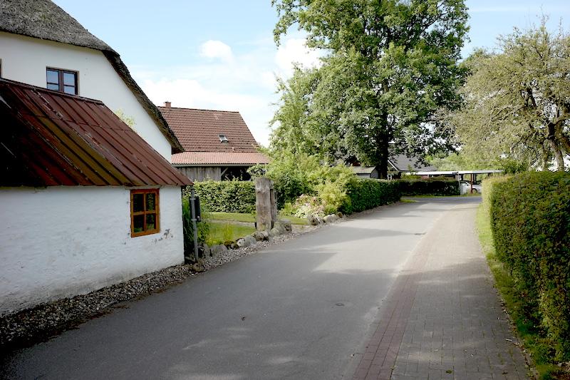 24975 Ausacker, Gemeinden in Schleswig-Holstein, Hürup |©weites.land