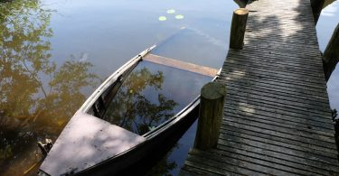 Oberer Ausgrabensee – Seen in Schleswig-Holstein |© weites.land