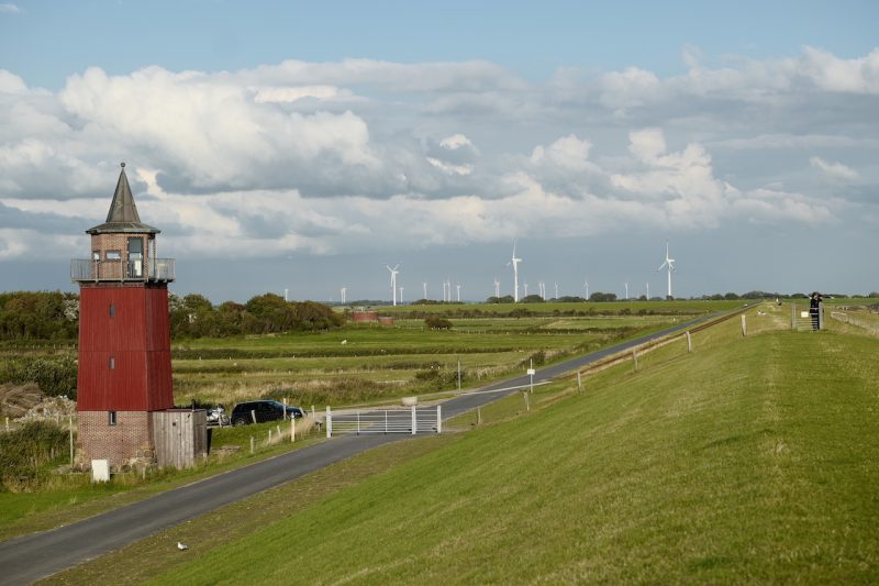 Leuchtturm Dagebüll, Leuchttürme Schleswig-Holstein