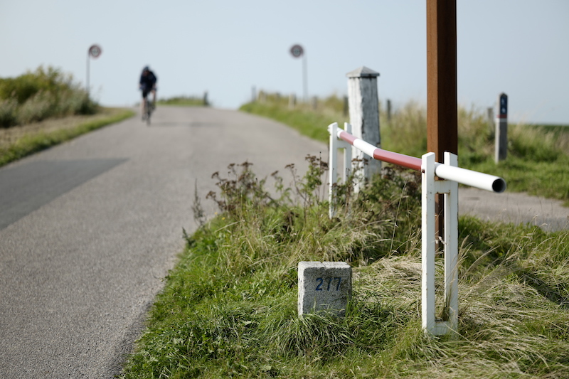 Rodenäs, Nordfriesland, Grenzübergang Norddeich Siltoft