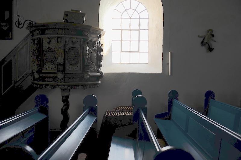 Dagebüll Kirche, Gemeinden Schleswig-Holstein