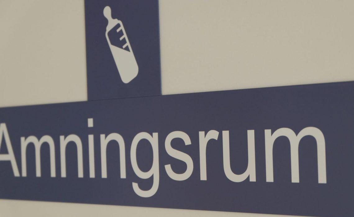 Still- und Ruheraum für Familien im Einkaufszentrum von Kungsbacka | © weites.land