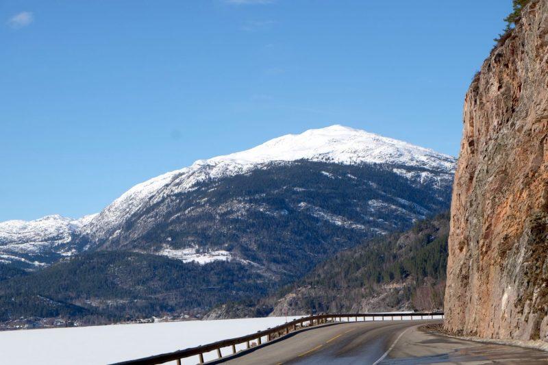 Am Lifjell in der Telemark | © weites.land
