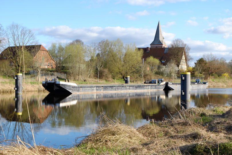 Elbe-Lübeck-Kanal bei Berkenthin  ©weites.land