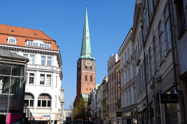 Kath Kirche Lübeck
