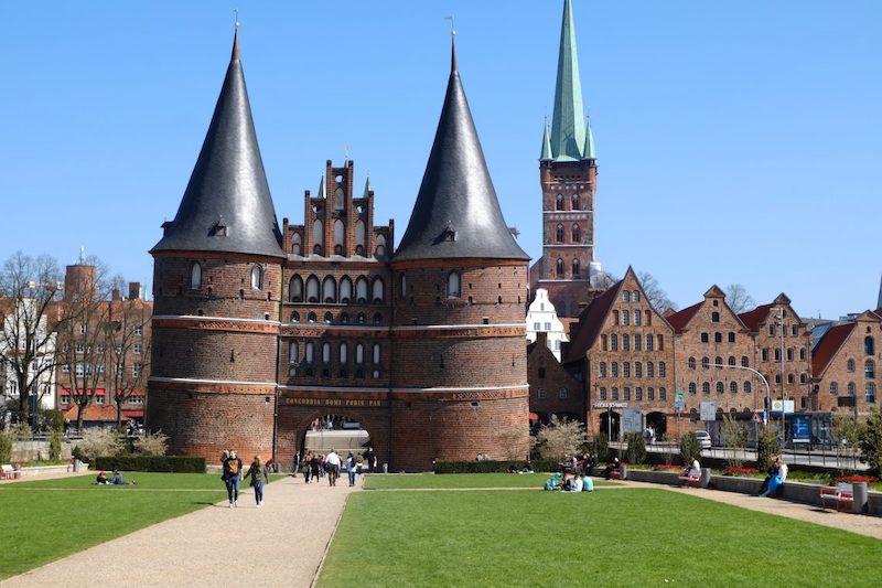Holstentor in Lübeck |©weites.land