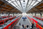 Bahnhof Lübeck  ©weites.land