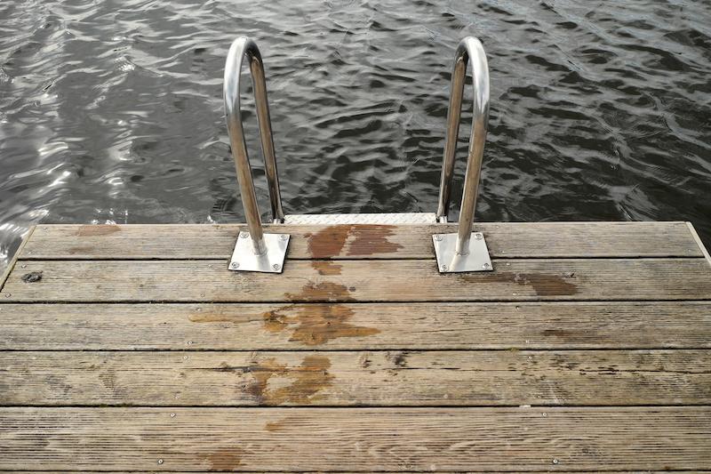 Hollmarksee, Holmarksee, Freienwill, Seen in Schleswig-Holstein