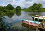 Överdiek –Seen in Schleswig-Holstein |©weites.land