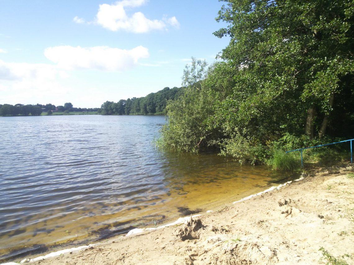 Havetofter See, aufgenommen mit der Nikon KeyMission 80  ©weites.land
