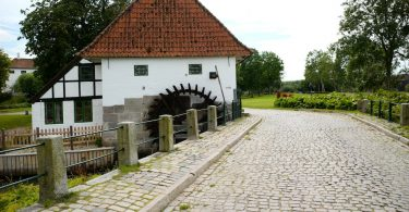 Apenrade, Aabenraa, Åbenrå, Dänemark