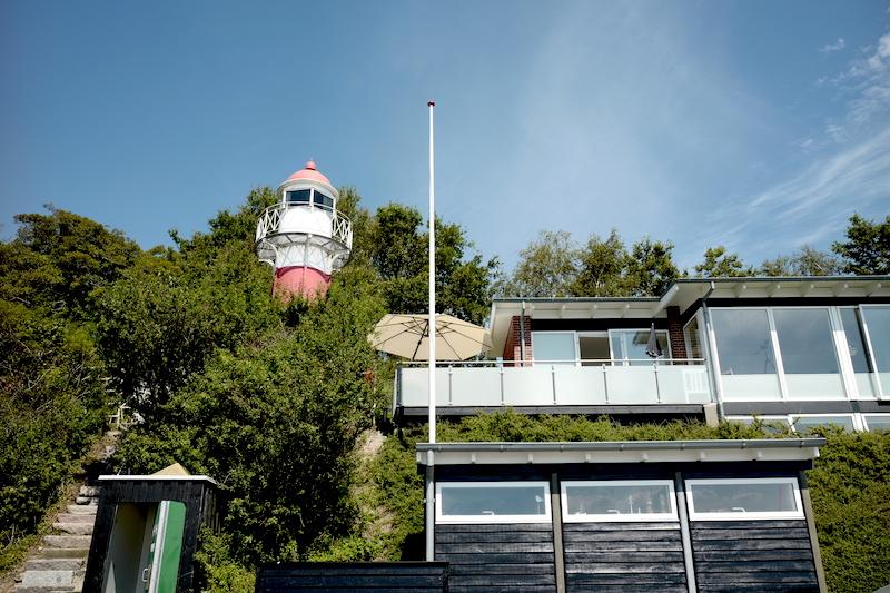 Egernsund, Gendarmstien