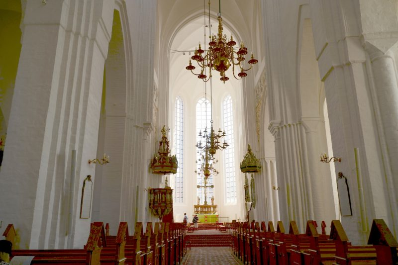 Haderslev, Hadersleben, Domkirche