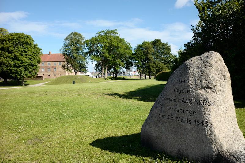 Sønderborg, Sonderburg, Gendarmstien, Flensburger Förde