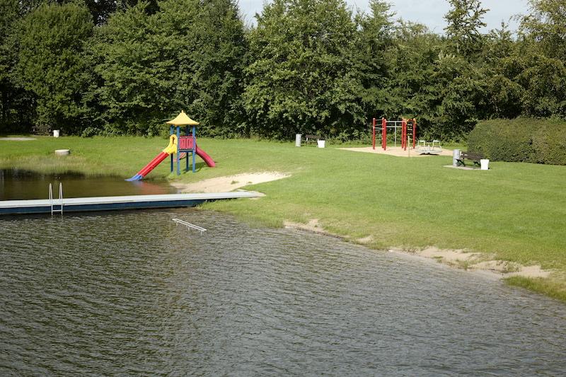 Naturbad Ladelund, Ladelunder Mergelkuhlen