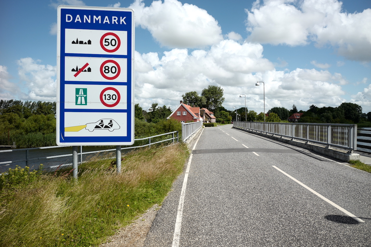 Rudbøl, Grenzübergänge Dänemark Deutschland, Grænseovergange Tyskland Danmark