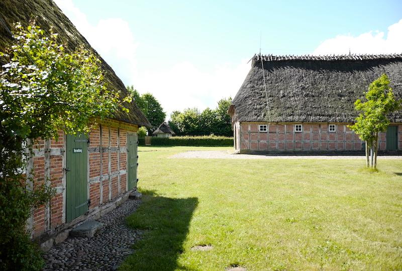 Museumsdorf Unewatt in Angeln |©weites.land