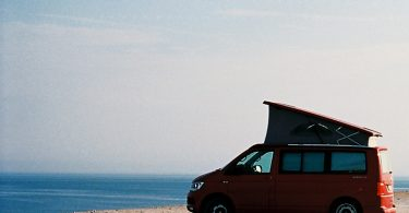 Raukar-Route Diggerhuvud mit VW T6 California Beach 4 Motion | © weites.land