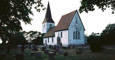 Kirche Fröel, Gotland |©weites.land