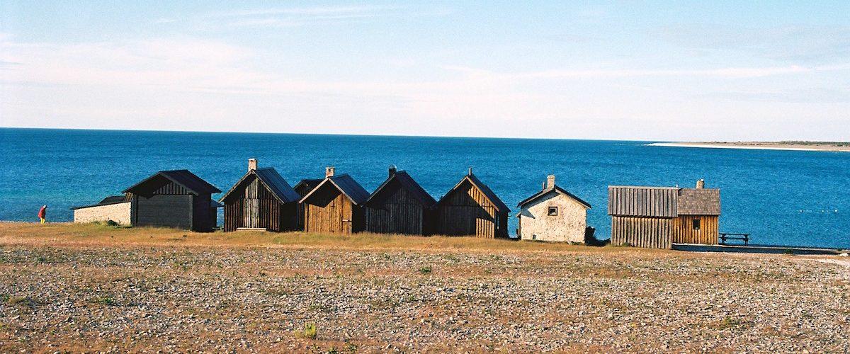 Fischersiedlung (fiskelägen) Helgumannen auf Fårö, Gotland. Aufgenommen mit Leica M 7 und Summilux M 1.4 50 asph. new auf Kodak Ektar  © mare.photo