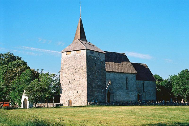 Kirche (Kyrka) Gammelgarn auf Gotland |©mare.photo