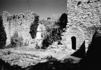 Schloss Visborg Slotruin Schlossruine in Visby auf Gotland - Kodak Tri X  © mare.photo