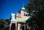 Villa Kunterbunt (Villakulla) von Pippi Langstrumpf steht im Original auf Gotland |©mare.photo
