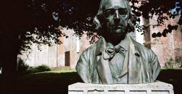 Theodor Mommsen aus Garding auf Eiderstedt in Nordfriesland