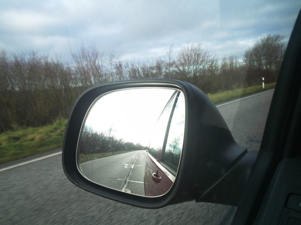 Bei uns im echten Praxistest- der VW T6 | ©weites.land