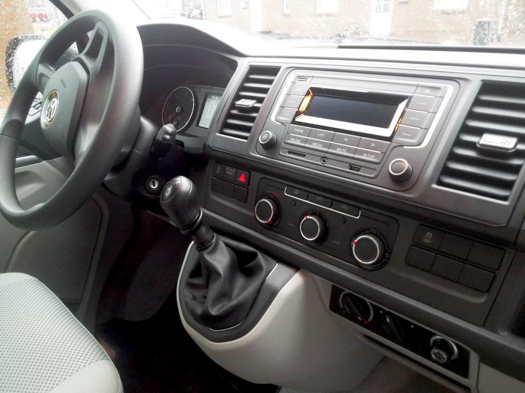 VW T6 Multivan ADAC Test